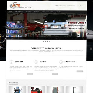 Auto Solution Company Ltd.